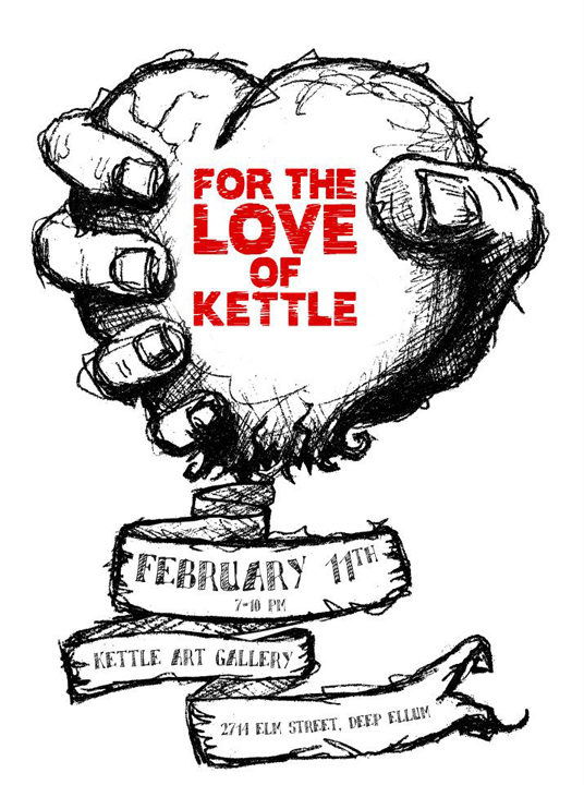 For The Love Of Kettle 2012